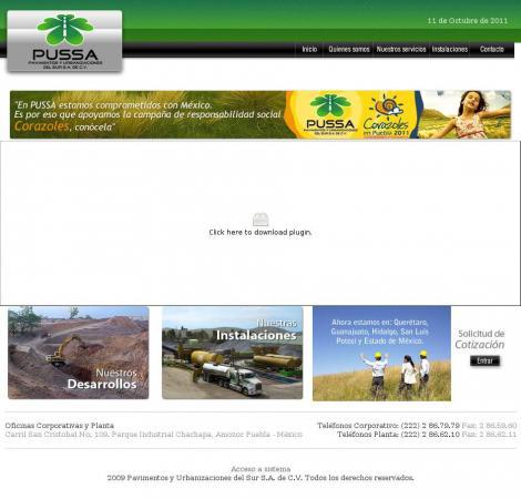 Pavimentos y urbanizaciones del sur amozoc puebla for Pavimentos y suministros del sur