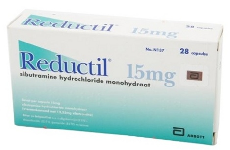 Reductil 20mg