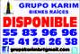 GRUPO KARIM BIENES RAICES
