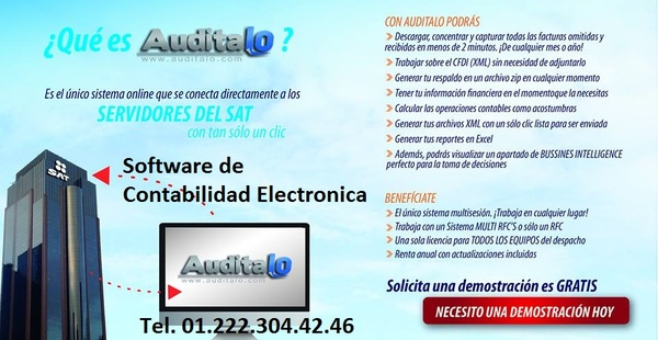 Software de Contabilidad Electronica