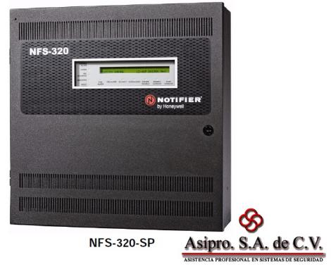Panel Notifier NFS320