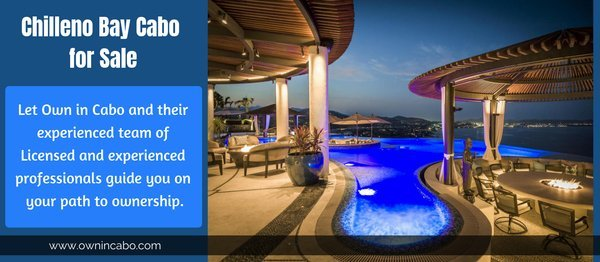 Chilleno Bay Cabo For sale