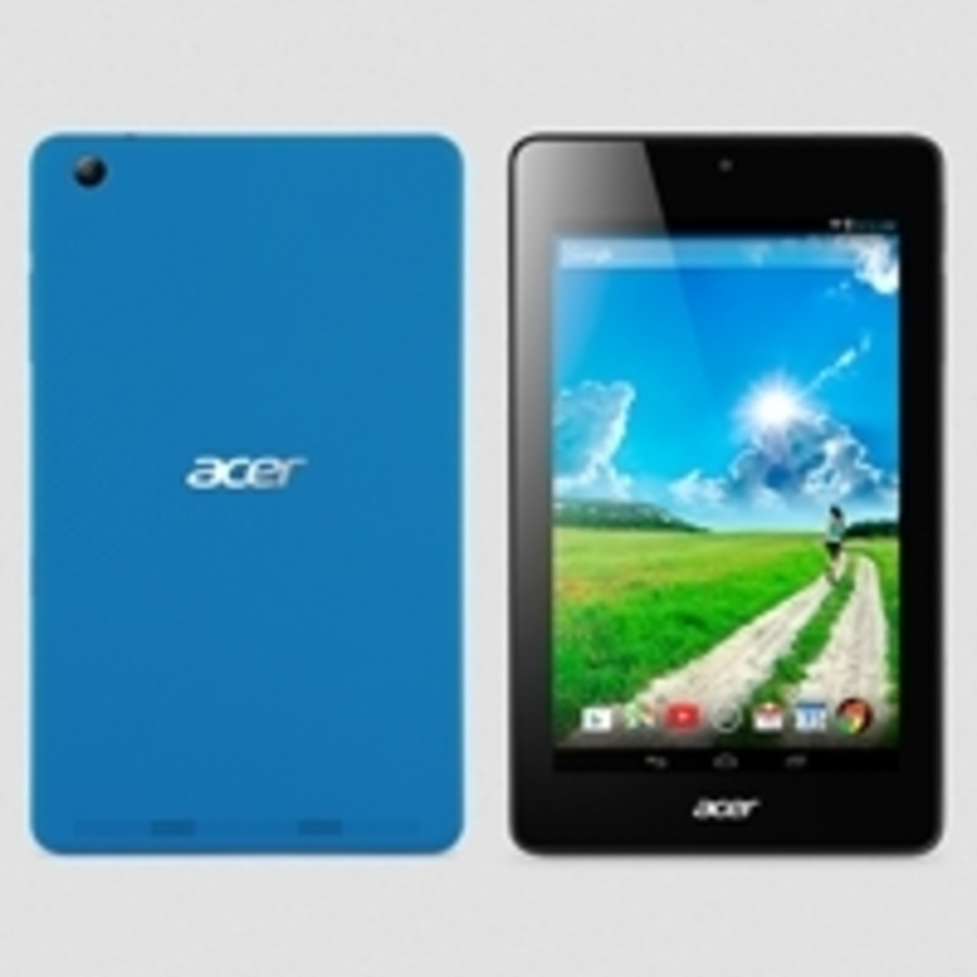 ACER ICONIA ONE 7 B1-730HD-13B6 INTEL ATOM Z2560 DUAL-CORE 1.60 GHZ/1GB/8GB/ANDROID