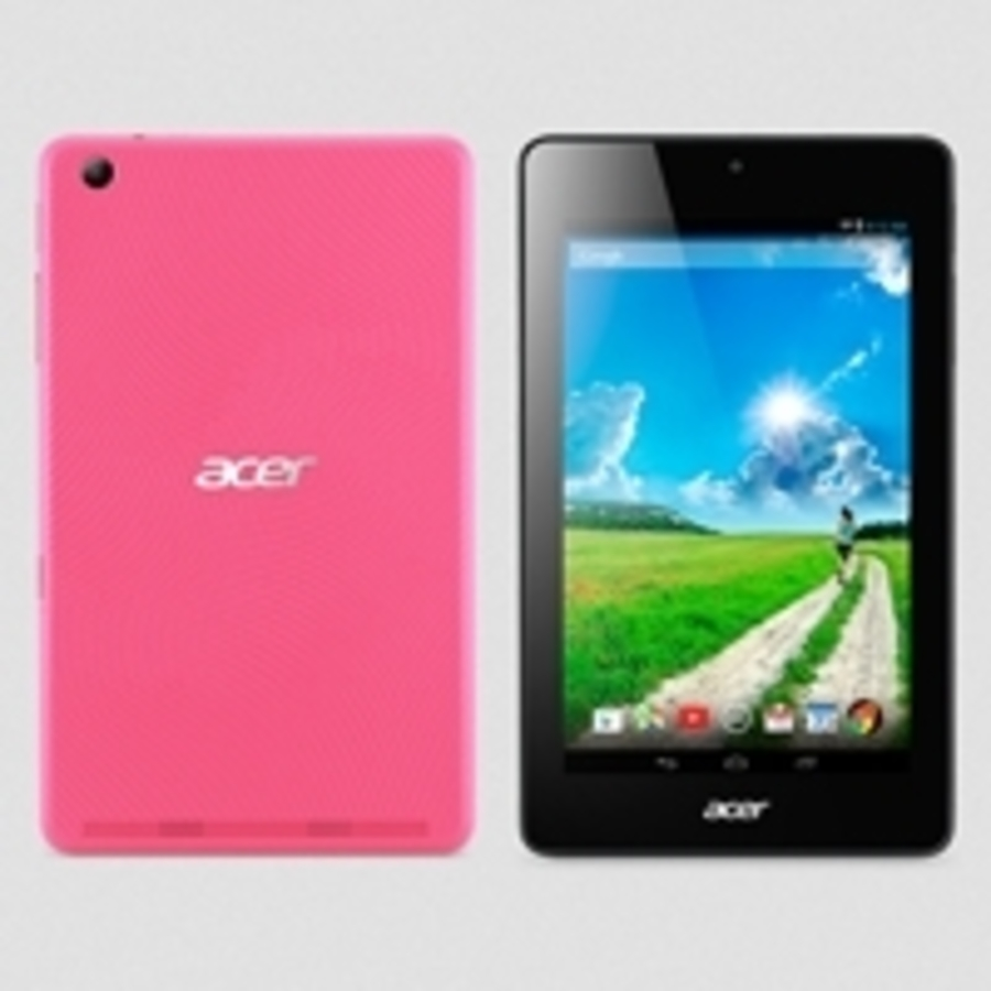 ACER ICONIA ONE 7 B1-730HD-164A INTEL ATOM Z2560 DUAL-CORE 1.60 GHZ/1GB/16GB/2 CAM/ANDROID