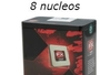 AMD FX 8350 BE 8 CORES 4.0 GHZ 8MB 125W S-AM3+ CAJA