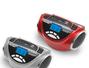 4318 Radio Reloj despertador con reproductor y grabador de USB/Tarjeta SD
