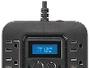 NOBREAK CYBERPOWER STANDBY ECO LCD 650VA/390W 8 CONT. C/PROT.LINEA
