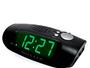 4333 Radio reloj despertador números grandes c/auxiliar
