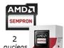 AMD KABINI SEMPRON 2650 2 NUCLEOS 1.4 GHZ 1MB 25W S-AM1 VIDEO HD 8240 CAJA