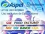 ASPEL KIT DE USO INTERNO (SAE,COI,NOI,BANCO,PROD,CAJA) (FISICO)